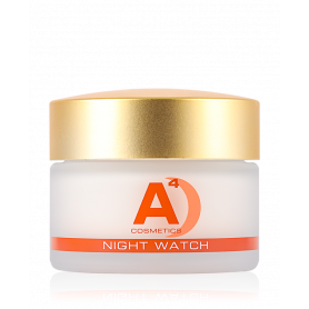 A4 Cosmetics Gesichtspflege Night Watch 50 ml