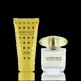 Versace Yellow Diamond Eau de Toilette 30 ml + BL 50 ml Set