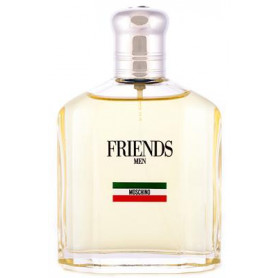 Moschino Friends Men Eau de Toilette 75 ml