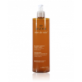 NUXE Reve de Miel Face and Body Ultra-Rich Cleansing Gel 400 ml