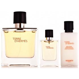 Hermes Terre D´Hermes Pour Homme 75 ml SET