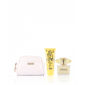Versace Yellow Diamond Eau de Toilette 90 ml + BL 100 ml + Bag Set