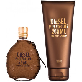 Diesel Fuel For Life Pour Homme EdT 50 ml SET