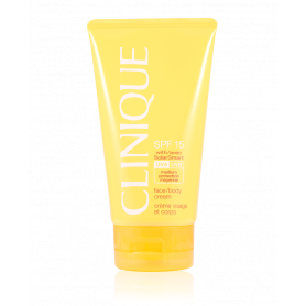 Clinique Sun SPF 15 Face/Body Cream 150 ml
