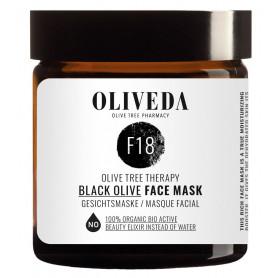 Oliveda Mask F18 Rejuvenating Black Olive Face Mask 60 ml