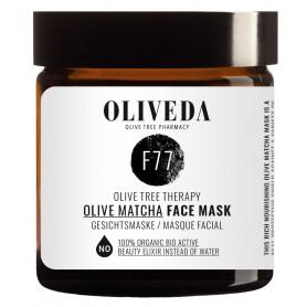 Oliveda Mask F77 Olive Matcha Face Mask 60 ml