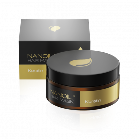 Nanoil Keratin Hair Mask 300 ml