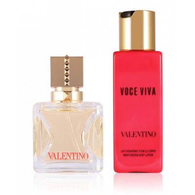 Productafbeelding van Valentino Voce Viva Eau de Parfum 50 ml + BL 100 ml Set
