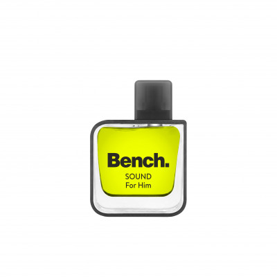 Productafbeelding van Bench. Sound for Him Eau de Toilette 50 ml