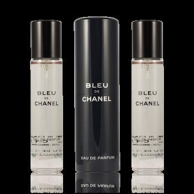 Productafbeelding van Chanel Bleu De Chanel CHANEL - Bleu De Chanel Eau de Parfum Navulbare Reisverstuiver - 3 ST