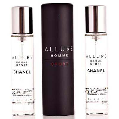 Productafbeelding van Chanel Allure Homme Sport Eau de Toilette 3 x 20 ml