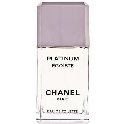 Productafbeelding van Chanel Egoiste Platinum Eau de Toilette 100 ml