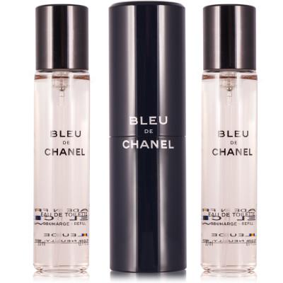 Productafbeelding van Chanel Bleu de Chanel Eau de Toilette 3 x 20 ml