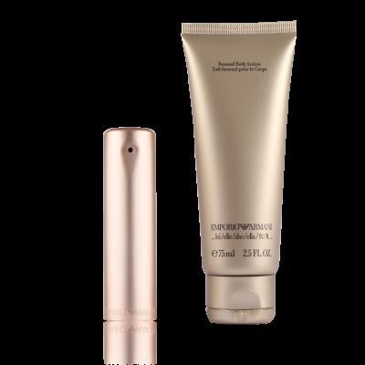 Productafbeelding van Emporio Armani Lei / Elle/ She Eau de Parfum 30 ml + SG 75 ml Set