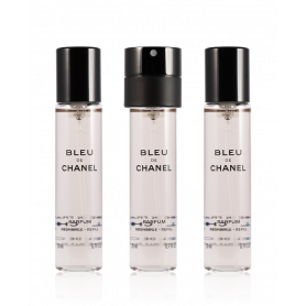 Chanel Bleu de Chanel Parfum 3 x 20 ml refill