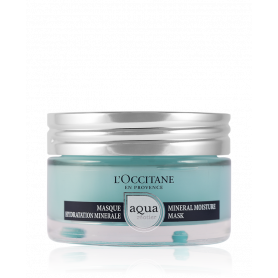 L´Occitane Aqua Réotier Mineral Moisture Mask 75 ml