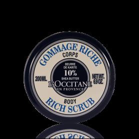 L´Occitane Karite Gommage Ultra Riche Corps 200 ml