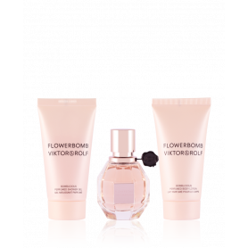 Viktor & Rolf Flowerbomb Eau de Parfum 30 ml + SG 50 ml + BL 50 ml Set