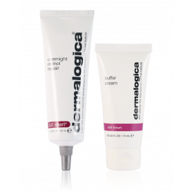 Dermalogica AGE smart Overnight Retinol Repair inkl. Buffer Cream 30 ml + 15 ml