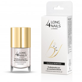 Long4Lashes Long 4 Nails Professional Cuticle Remover Gel 10 ml