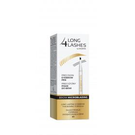 Long4Lashes Eye Care Precision Eyebrow Pen 01 Medium Brow 1,1 ml