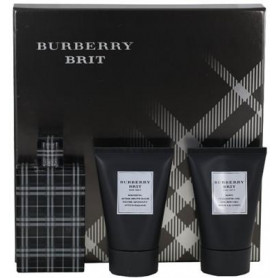 Burberry Brit For Men 100 ml Herrenset.