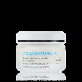 Annemarie Börlind Aquanature Feuchtigkeitsspendende Nachtcreme 50 ml