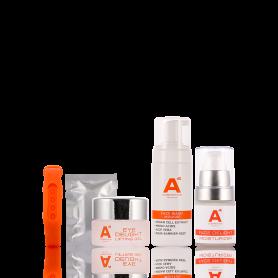A4 Cosmetics Gesichtspflege Reiseset 1 st