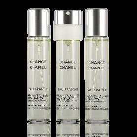 Chanel Chance Eau Fraiche Nachfüllungen 3 x 20 ml
