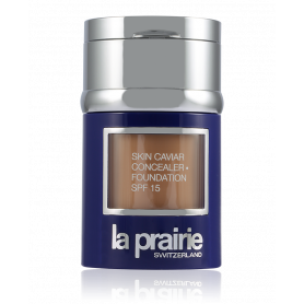 La Prairie Skin Caviar Concealer Foundation SPF 15 Peche 30 ml