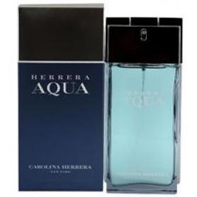 Carolina Herrera AQUA Eau de Toilette 100 ml OVP