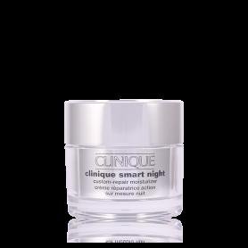 Clinique Smart Night Custom Repair Moisturizer für trockene Haut 50 ml