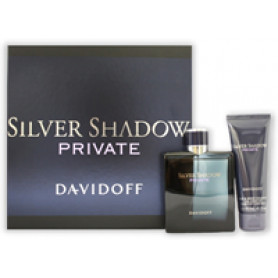 Davidoff Silver Shadow Private Geschenkset