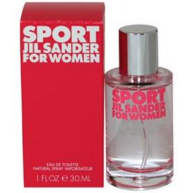 Jil Sander Sport For Women Eau de Toilette EdT 50 ml