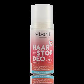 Visett Haar-Stop Deo Roll-on Women 50 ml