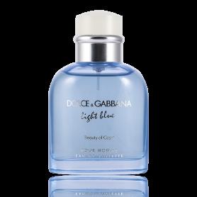 Dolce & Gabbana D&G Light Blue Pour Homme Beauty of Capri EdT 75 ml
