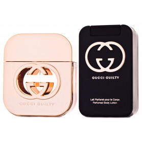 Gucci Guilty Eau de Toilette 50 ml + BL 100 ml Set
