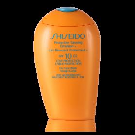 Shiseido Protective Tanning Emulsion SPF 10 150 ml