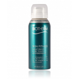 Biotherm Skin Fitness Sweat Proof & Dry Touch Antiperspirant 100 ml
