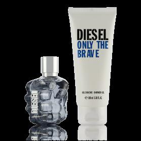 Diesel Only the Brave Eau de Toilette 50 ml + SG 100 ml Set