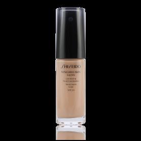 Shiseido Synchro Skin Glow Luminizing Fluid Foundation SPF20 Neutral 3 30 ml