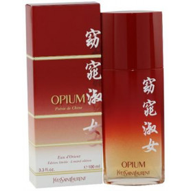 Yves Saint Laurent YSL Opium Poesie de Chine EdT 100 ml