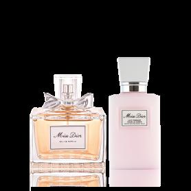 Dior Miss Dior Eau de Parfum 50 ml + BM 75 ml Set