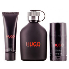 Hugo Hugo Just Different Boss EdT 150 ml+Deo+ Showergel Set