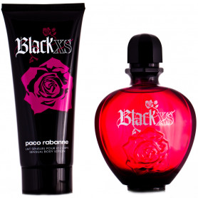 Paco Rabanne Black XS (EdT 80 ml + Lotion 100 ml) Set