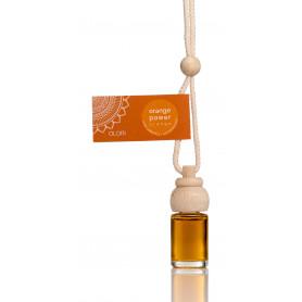 Olori Carbottle mit Holzaufsatz Orange 8 ml