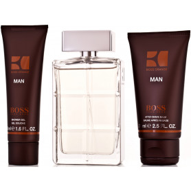 Hugo Boss Boss Orange Man Eau de Toilette100 ml +SG 50 ml + ASB 75 ml Set