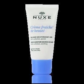 NUXE Creme Fraiche de Beaute Masque SOS Hydratant 48H 50 ml