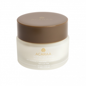Acaraa Calming Face Cream with Aloe Vera 50 ml