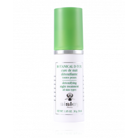 Sisley Botanical D-Tox Cure de Nuit Detoxifiante 30 ml